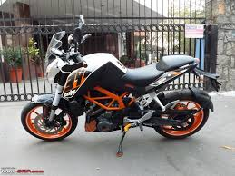 the ktm duke 390 ownership experience thread page 263 team bhp