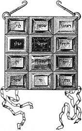 priest breastplate stones priestly breastplate