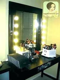 buy makeup mirror with lights mirror with light bulbs vanities vanity mirror with light bulbs