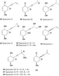 l islation si e auto b bioactive acetylenic metabolites sciencedirect