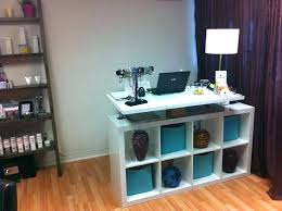Small Receptionist Desk Hair Salon Reception Desk Small Desks Search Areas Salons