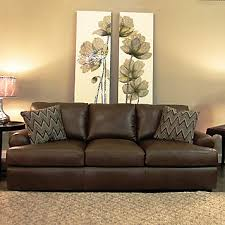 Bernhardt Leather Sofa Price by Bernhardt Perrin Top Grain Leather Sofa