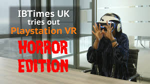 playstation vr horror games ibtimes uk plays for halloween