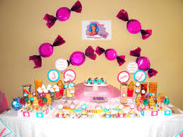 candyland party supplies candyland party decorations the centerpieces and table of treats