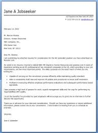 cover letter human resources bunch ideas of cover letter human