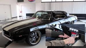 1969 camaro restomod for sale 1969 chevy camaro rs pro tour resto mod