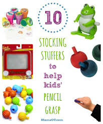 10 stocking stuffers to help your child u0027s pencil grasp