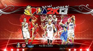 nba 2k13 apk free pba 2k13 free version mod patch for nba 2k13 free