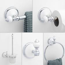 Modern Bathroom Accessories Sets Adelaide 5 Collection Bathroom Accessory Set Bathroom