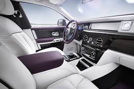 rolls royce ghost interior lights new 2018 rolls royce phantom viii by car magazine