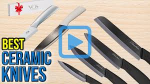 top 8 ceramic knives of 2017 video review