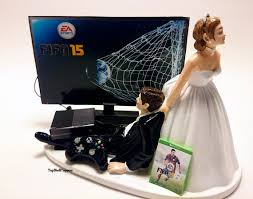 xbox cake topper wedding cake topper fifa custom gamer xbox one ps4