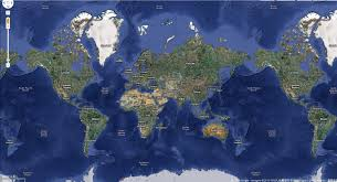 Simple World Map India As Seen On Google Earth Using Maps Also Live World Map