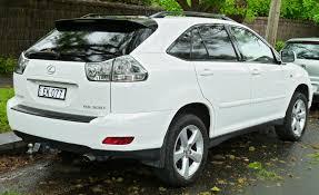 toyota lexus rx300 lexus rx 330 2005 auto images and specification
