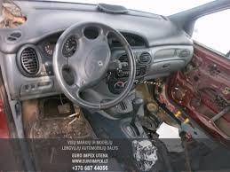renault scenic 2002 automatic renault scenic 1997 2 0 automatinė 4 5 d 2014 1 22 a1313 used car