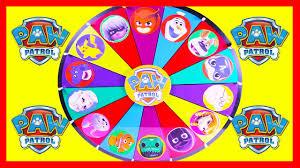 paw patrol mashem game surprise toys frozen spiderman