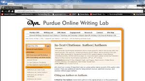 apa style cover letter annotated bibliography sample purdue