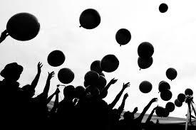 black balloons black balloons smithsonian photo contest smithsonian