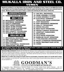 jobs in goodman u0027s international vacancies in goodman u0027s