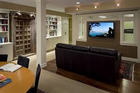 Basement Office Design Ideas Reclaiming Basement Furnish Burnish