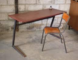 bureau d ecolier bureau d ecole et chaise modèle 510 de mullca en vente sur pamono