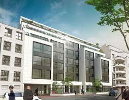 immeuble bureau rénovation de 5000 m de bureaux hqe et rénovation