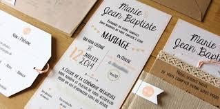 faire part mariage originaux faire part de mariage 10 idées de textes originaux femme actuelle