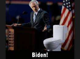 Clint Eastwood Chair Meme - watch the throne from clint eastwood s rnc empty chair meme e news