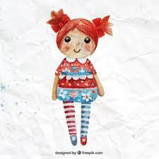 doll vectors photos psd files free download