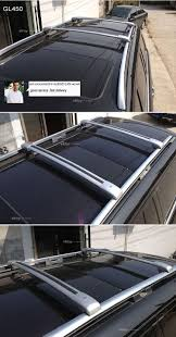lexus rx 450h roof rack cross bars aliexpress com buy roof rack rail cross bar for mercedes benz