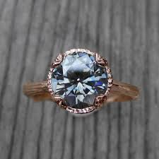 untraditional engagement rings best 25 nontraditional engagement rings ideas on