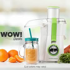 juicer black friday best offer home depot hamilton beach big mouth juice extractor tumbler 15 96 living