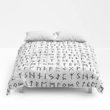 Vikings Comforter Viking Comforters Society6