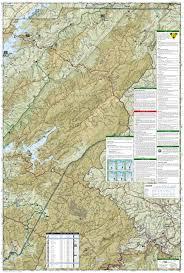 Smu Map South Holston And Watauga Lakes Cherokee And Pisgah National