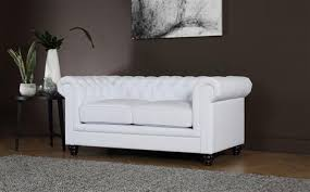what is chesterfield sofa hton white leather chesterfield sofa 3 2 seater only 799 98