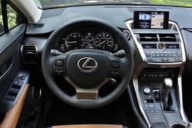 lexus nx 200t interior images first drive 2015 lexus nx200t u2013 limited slip blog