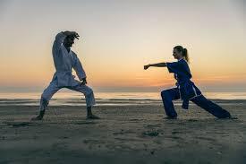 solar plexus punch boxing kung fu leopard style techniques livestrong com