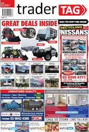nissan murano z51 towbar tradertag victoria edition 14 2017 by tradertag design issuu