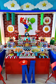 145 best mario bros party ideas images on