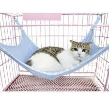 under chair cage hanging cat hammock blue lazada ph