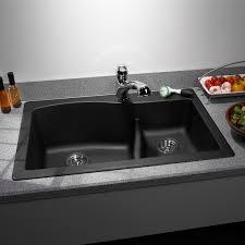 Granite Kitchen Sink Inspirations Cozze Wondrous Black Swanstone Kitchen Sink Double