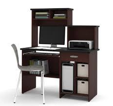 Black Desks With Hutch Computer Desks With Hutch From Computerdesk Com