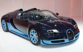 bugatti veyron grand sport vitesse 2012 geneva auto show motor