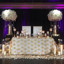 Wedding Head Table Decorations by 238 Best Sweetheart And Head Tables Images On Pinterest Head