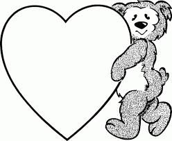 the most elegant hearts coloring pages to really encourage to