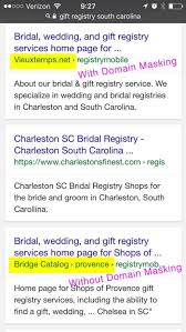 bridal registry website news from bridge about e commerce gift bridal registries self