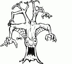 scary spider coloring pages coloring