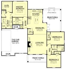 ranch style house plan 3 beds 2 00 baths 1600 sq ft plan 430 108