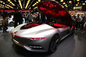 renault paris renault trezor concept pulls out all the stops in paris motor