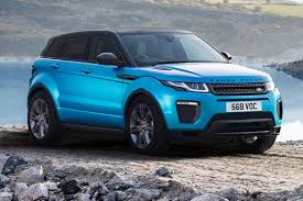 evoque land rover range rover evoque landmark edition celebrates sales success by